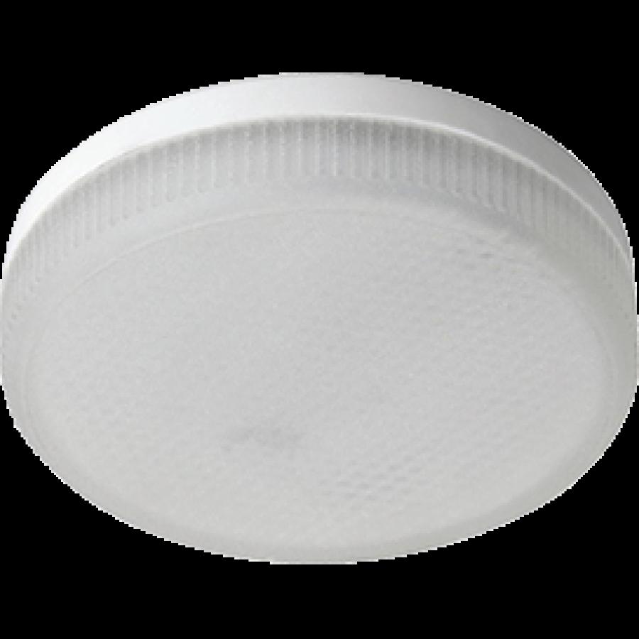 Лампа светодиод.GX53 LED 8,5W 220V 4200К мат.стекло 27*75(T5MV85ELC,T5QV85ELC,T5NV85ELC), лампочка