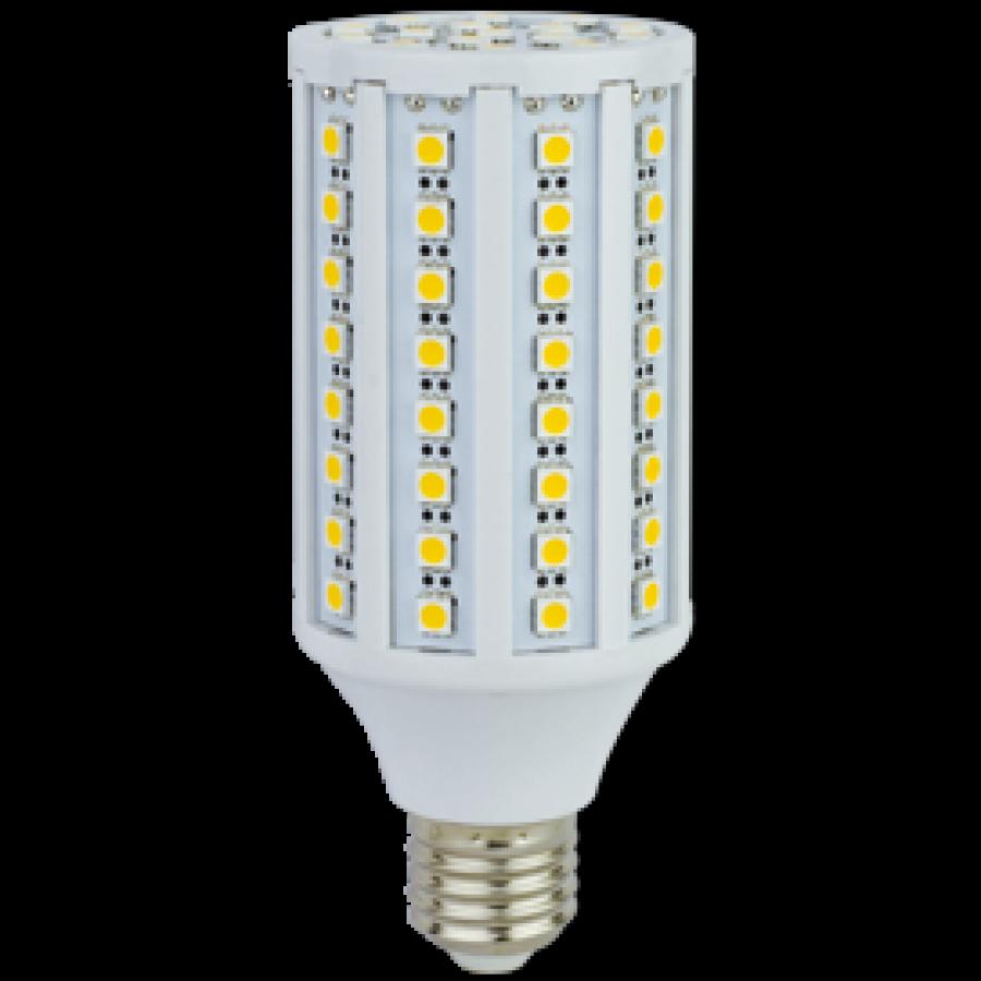 Лампа светодиод.Corn LED 17W 220V E27 2700K кукуруза 96LED 145x60(Z7NW17ELC), лампочка