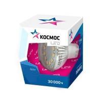 Лампа светодиод.MR16 LED 5W GU5.3 230v 3000K мат.стекло 48*50, лампочка