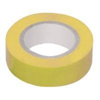 Изолента 0,18х19 мм желтая 20 метров ИЭК