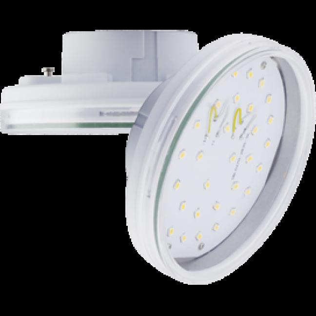 Лампа светодиод.GX70 LED 20W  220V 2800К прозр.стекло 111*42 (T7TW20ELC), лампочка
