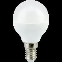 Лампа светодиод.globe G45 LED 7,0W 220V E14 2700К 81*45 шар(K4LW70ELC,K4QW70ELC) Premium, лампочка