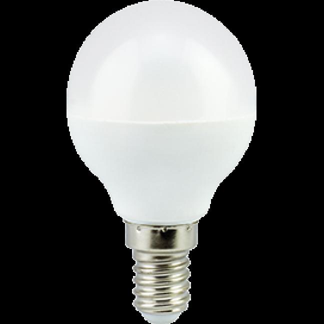 Лампа светодиод.globe G45 LED 7,0W 220V E14 4000К 81*45 шар(K4LV70ELC,K4QV70ELC) Premium, лампочка