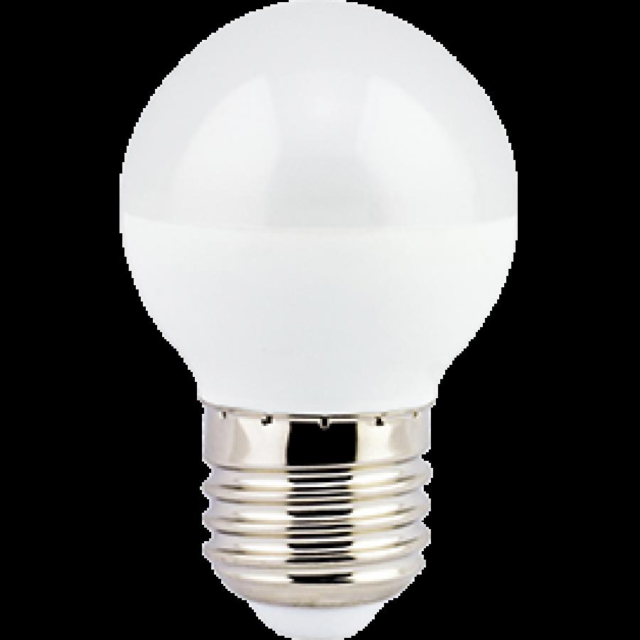 Лампа светодиод.globe G45 LED 7,0W 220V E27 4000К 78*45 шар(K7LV70ELC,K7QV70ELC) Premium, лампочка