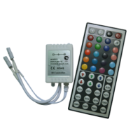 Контроллер LED strip RGB IR с большим пультом 144Вт 12V 12A (CRL144ECB,CRL144ESB)