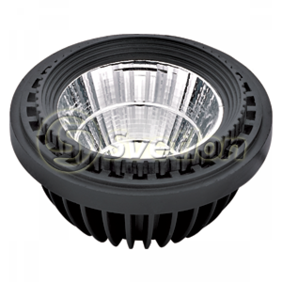 Лампа светодиод. AR111 LED COB 23W 220V G53 белый, лампочка
