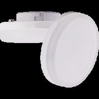 Лампа светодиод.GX53 LED 6W 220V 4200К мат.стекло 27*75(T5NV60ELC,T5UV60ELC) Premium, лампочка
