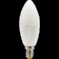 Лампа светодиод.candle LED 7,0W 220V E14 2700К 110*37 свеча(C4RW70ELC) Premium, лампочка