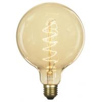 GF-E-760 Лампа декоративная Е27 60вт 17*12,5 (Ретро), лампочка