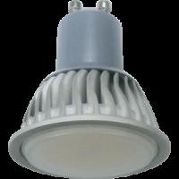 Лампа светодиод.Reflector GU10 LED 7,0W 220V 2800К 56*50(G1RW70ELC,G1UW70ELC) Premium, лампочка