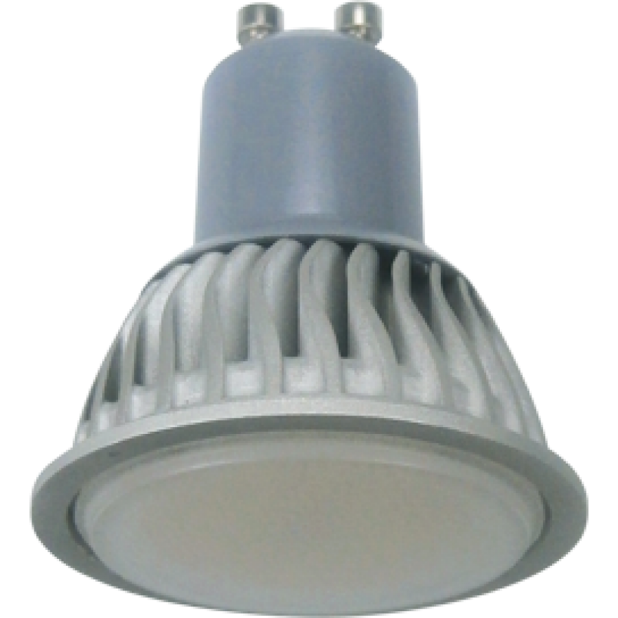 Лампа светодиод.Reflector GU10 LED 7,0W 220V 2800К 56*50(G1RW70ELC,G1UW70ELC), лампочка