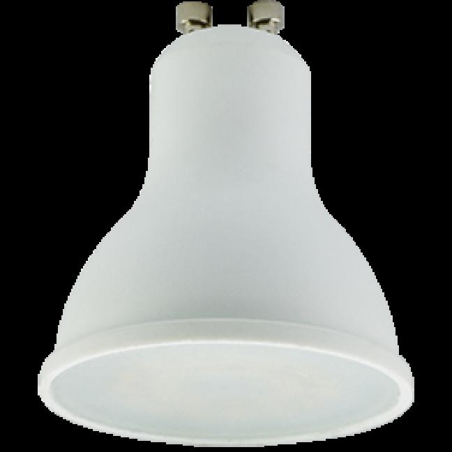 Лампа светодиод.Reflector GU10 LED 7,0W 220V 4200К 56*50(G1RV70ELC,G1UV70ELC) Premium, лампочка