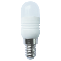Лампа светодиод.LED(для холод,шв.машин.)Т25 3,3W 220V E14 4000K матовая.72x23(B4TV33ELC), лампочка