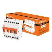 Модульный переключатель трехпозиционный МП-63 4P 63А TDM