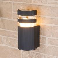 EL-TECHNO 1444  черный Уличный светильник
