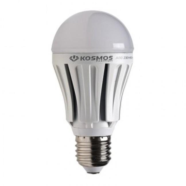 Лампа светодиод.classic А60 LED 11W 220V E27 4500К, лампочка