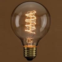 GF-E-7125 Лампа декоративная Е27 60вт 12*8 (Ретро), лампочка