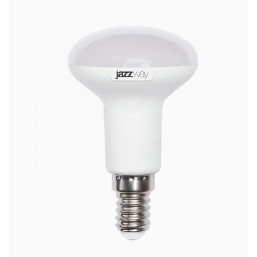 Лампа светодиод.PLED-SP R50 7W 230V E14 5000К 530lm Jazzway, лампочка