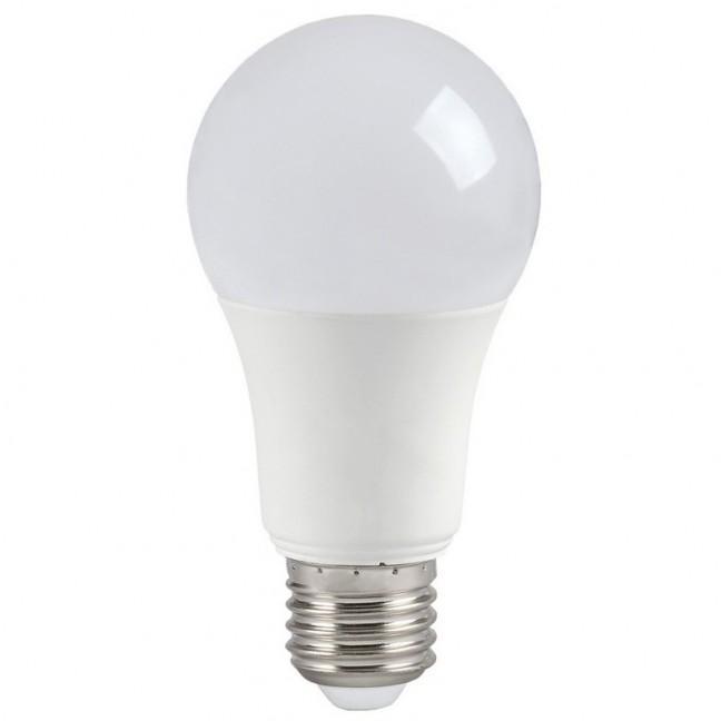 Лампа светодиод.А60 11W шар 230V E27 3000К 116*60  IEK, лампочка
