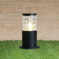 EL-TECHNO 1508 черный Уличный светильник