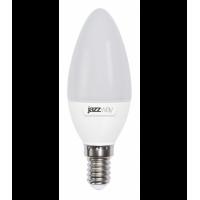 Лампа светодиод.PLED-SP свеча 9W 230V E14 3000К 820lm Jazzway, лампочка
