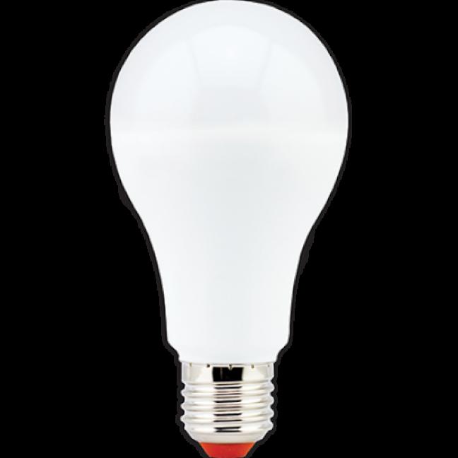 Лампа светодиод.classic А65 LED 17W 220V E27 4000К 130*65 (D7RV17ELC) Premium, лампочка