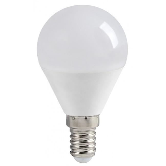 Лампа светодиод.globe G45 LED 7W 230V E14 4000К шар IEK, лампочка