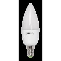 Лампа светодиод.PLED-DIM свеча 7W 230V E14 3000К 540lm Jazzway, лампочка