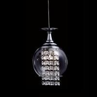 CHIK SP1 CHROME (CRYSTAL LUX) Светильник подвесной