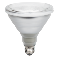 Лампа-Фито LED PPG PAR38 15W E27 IP54 для растений Jazzway
