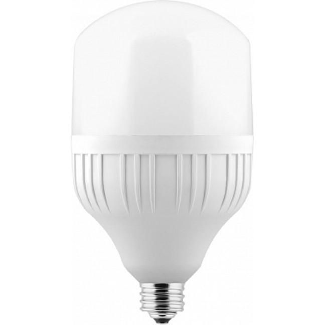 Лампа светодиод. LB-65 60W 220V E40 4000K 5600Lm 138х236мм, лампочка