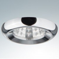 071114 Светильник Lightstar Monde Led 1W 4000K хром