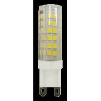 Лампа светодиод.PLED-G9 9W 220v 4000K 590lm 16*60 Jazzway, лампочка
