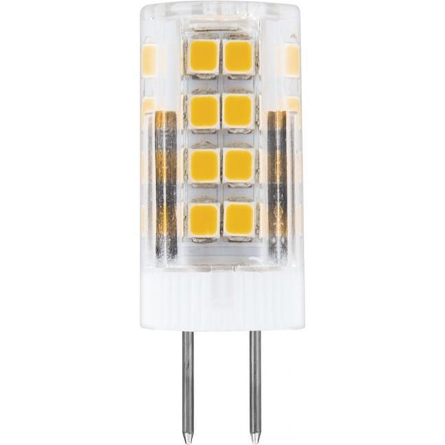 Лампа светодиод. LED 5W G4 230v 4000K (16*45) LB-432, лампочка