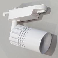 Светильник TR1112 LED COB 12W 2700K трековый, белый