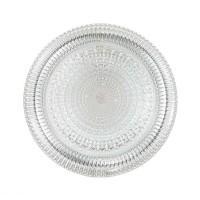 2038/DL SN18 000 пластик/белый/декор прозрачн/пульт ДУ Н/п светильник LED 48W 220V BRILLIANCE