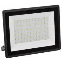 Прожектор СДО06-100 светодиодный черный IP65 6500K ИЭК