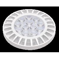 Лампа PLED-AR111  12w 3000K 960Lm G53185-265V  Jazzway, лампочка