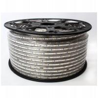 Лента LED.влагозащ.IP68,красная,14.4Вт/м,220В,Leds Power(5050/60)