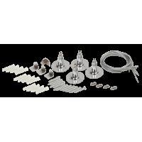 Комплект крепежных элементов №2(подвесной монтаж)ИЭК