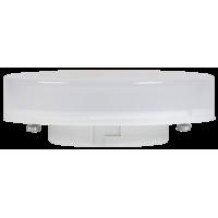 Лампа светодиод.GX53 LED 8W 230V 4000К мат.стекло 24*75  IEK, лампочка
