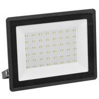Прожектор СДО06-70 светодиодный черный IP65 6500K ИЭК