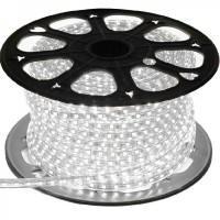 Лента LED.влагозащ.IP68,белая,14.4Вт/м,240В,SWG(5050/60)