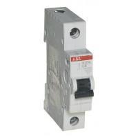 SH201L  Авт.выкл. 1-пол. C6 4,5кА