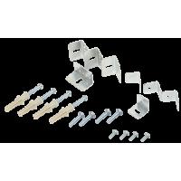 Комплект крепежных элементов №1(накладной монтаж)ИЭК