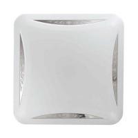 2055/EL SN18 018 пластик/белый/декор/пульт ДУ Н/п светильник LED 72W 220V KRONA
