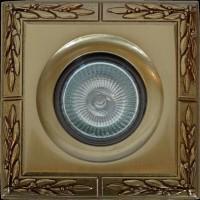 101 PM коричневая патина точечный светильник
