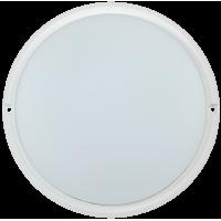 Светильник ДПО 4004 белый круг LED 18Вт 4000К IP54 ИЭК