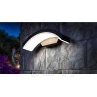 EL-TECHNO 1671 LED Asteria D черный  Уличный светильник