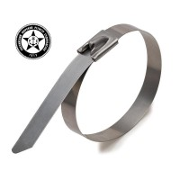 Стяжки стальные СКС (304) 7,9*500